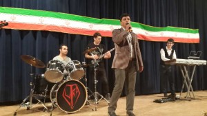 اجرای گروه آریا
